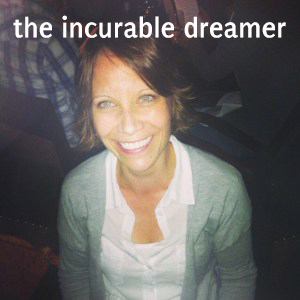 Read The Incurable Dreamer's blog