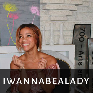 Read IWANNABEALADY's blog