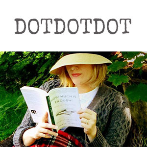 Read Amanda Dotdotdot's blog