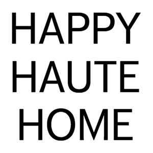 Read Happy Haute Home