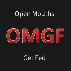Read Open Mouths Get Fed